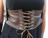 Lata - Steampunk Harness.