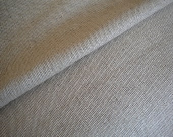 Wide natural linen cotton washed linen 1yard linen fabric (60 x 36 inches)