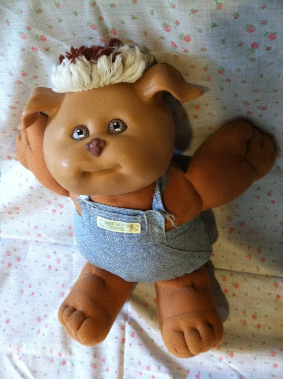 cabbage patch kids koosa doll eBay