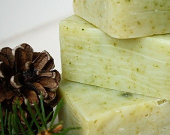 Hunter's Soap - Gifts for Him -  Cold Process Soap - Gift for Hunters - Hunters Soap Bar - Woodland Soap - Soap