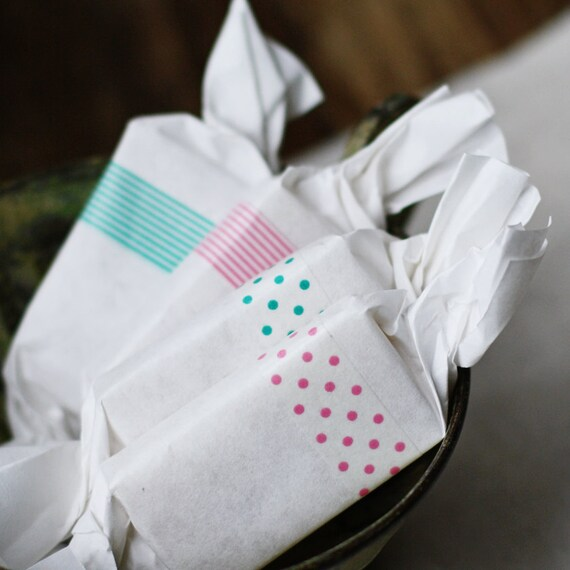 Items Similar To 15 Wrapped Soap Favors