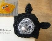 Sheep & Duck Crochet Corner Bookmark Pattern PDF