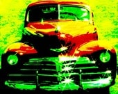 ACEO - Old Car