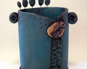 Birdy Sprig Vase