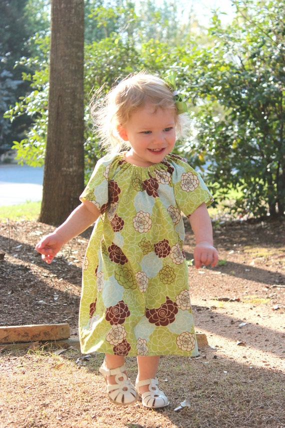 The Morgan Dress- PDF Sewing Pattern
