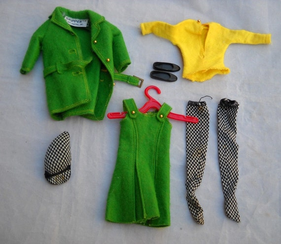 1963 Skipper Doll Outfit 1922