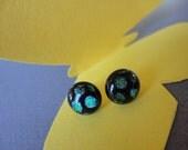 Cute Polka Dot Earrings