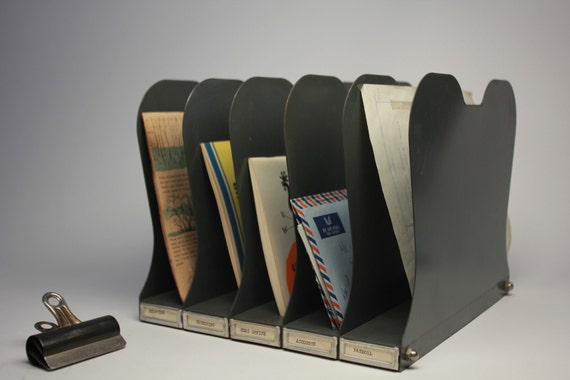 Duty Industrial Paper Filer Organizer