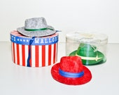 Small Felt Hats