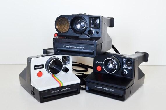 Polaroid Camera Trio