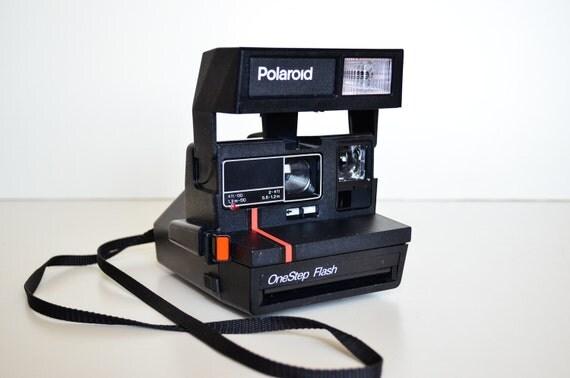 Polaroid Camera OneStep Flash