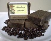 Turkish Coffee Scrub Soap Bar