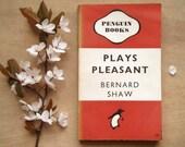 Penguin Book  by Bernard Shaw - Plays Pleasant