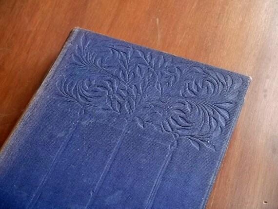 1930s book in blue A Wild Bird by Maud Diver