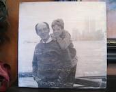 8x8 Custom Photo Board