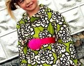 The Posh Cowl Dress, PDF Pattern, Sizes Newborn-Girls' 14