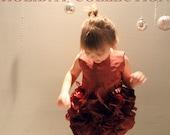 "La ""Princesse de Noël"" Holiday Dress, PDF Pattern, Sizes Newborn-Girls' 14"