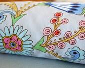 Baby Blanket - Toddler Blanket - Blanket Jardin in Grey