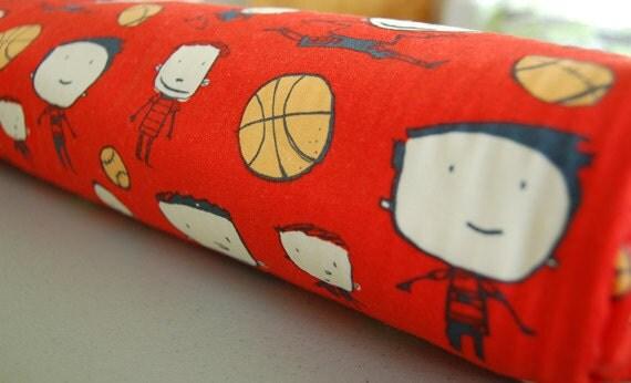 Baby Blanket - Toddler Blanket -  Red Baby Blanket for baby boy