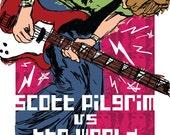Scott Pilrim vs. the World Film Poster