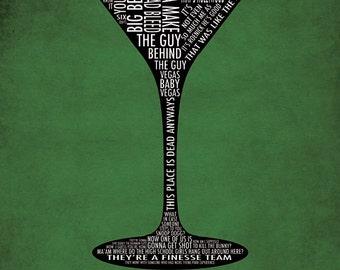 Swingers Typography Poster