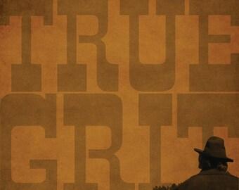 True Grit Film Poster