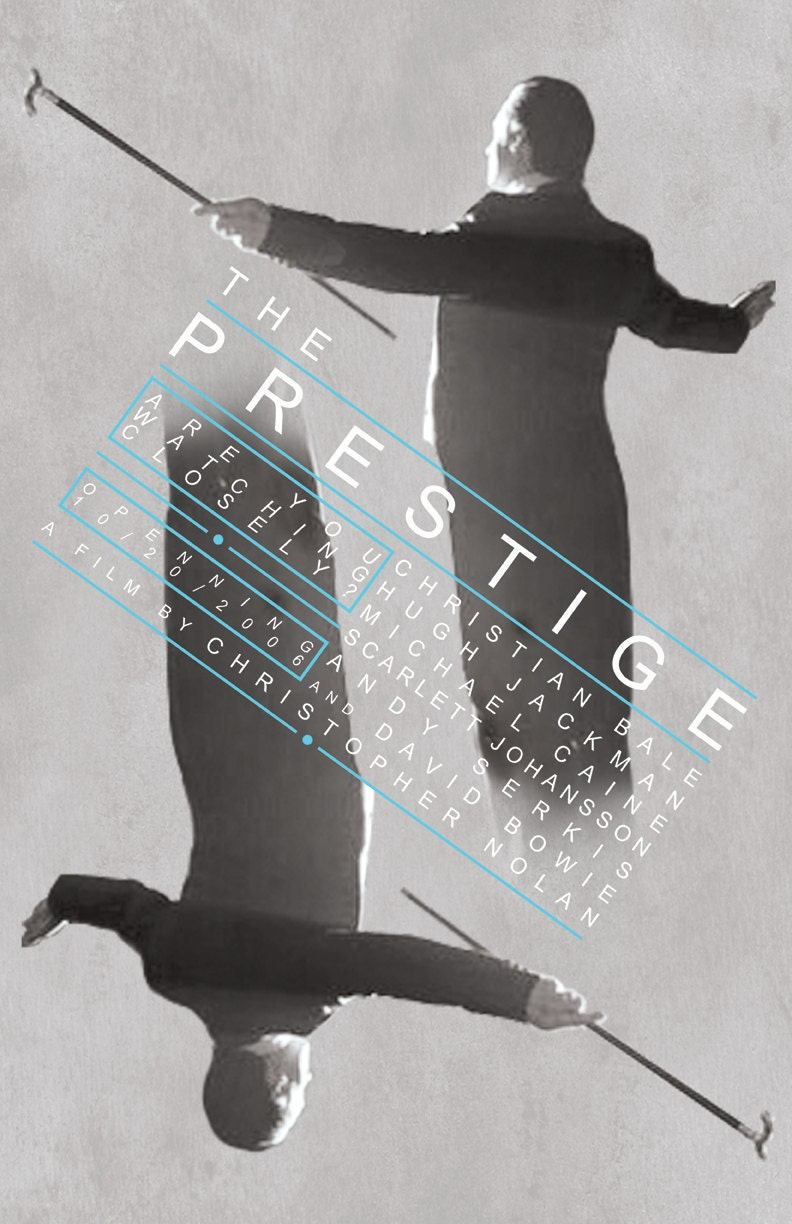 the prestige movie critique Read the the prestige movie review from filmjabber's movie critic also, get the movie trailer, a synopsis and more.