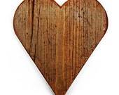 Handmade Wooden Heart