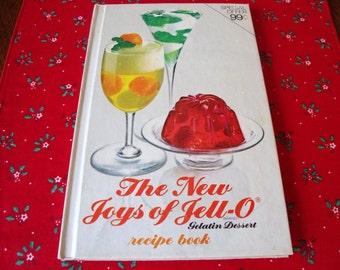 Joys of Jello Recipe Book 1973