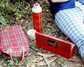 Vintage Two-Piece Picnic Set