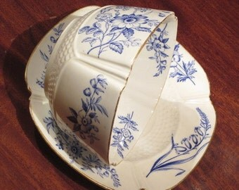 Antique Victorian Copeland Spode Bowl and Dish