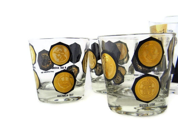 Cera Coin Barware