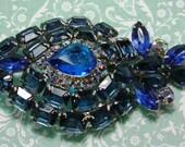 My Blue Heaven Brooch