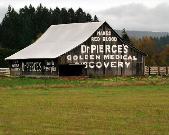 Historic barn photo, home decor, barn decor, farm decor, wall decor, Nostalgic, landscape, Farm kitchen art, Humorous