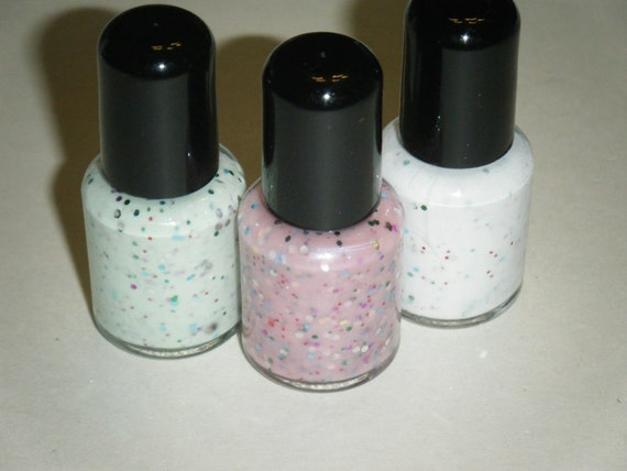 Bedazzleberry Trio - NEW  Mint, Rose, and Blanc
