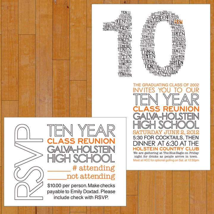 Download high school reunion program template free for Class reunion program template