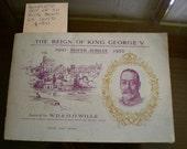 King George Silver Jubilee cigarette cards 1935