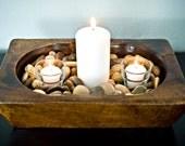 Handmade Wooden Vessel