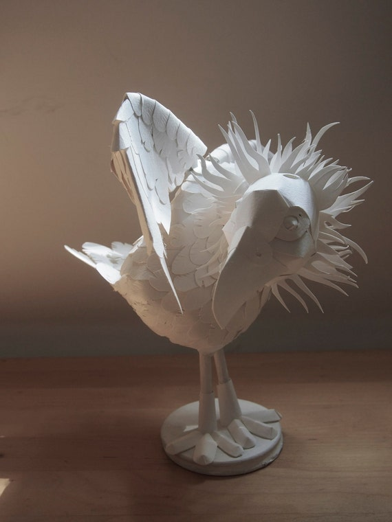 Mini Paperdermy Condor