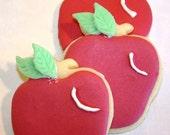 Back to School Sugar Cookies - 1 Dozen