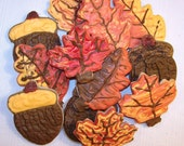 Fall Sugar Cookie Collection - 1 dozen
