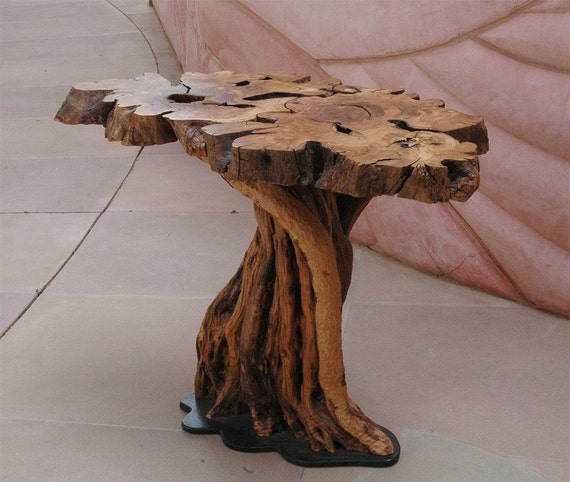 Items Similar To Olive Wood Table On Etsy