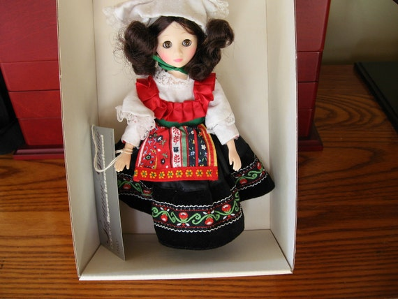 Italian Doll by Suzanne Gibson
