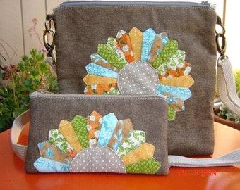 Tribal Sun Pouch & Tribal Messenger Bag Set(Free Shipping in U S)