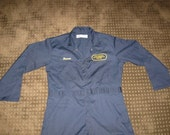 Vintage 1970s Wear Guard Coveralls Work Wear size 42 Like New Condition