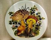 Hyalyn Mushroom Trivet