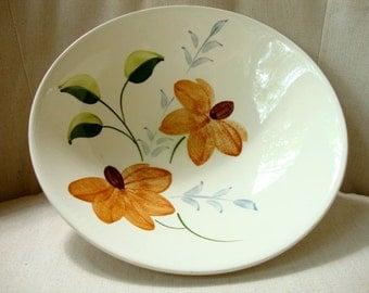 Blue Ridge Pottery Vegetable Bowl  Susan Pattern