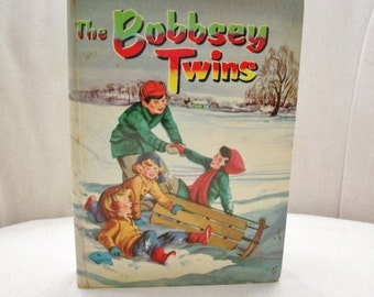 The Bobbsey Twins Merry Days Indoors and Out