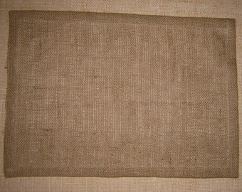 Burlap Table Runner 14 X 70  Lined