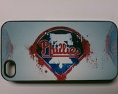 PHILLIES iPhone 4 case, iPhone 4S case, Hard iPhone 4 cover